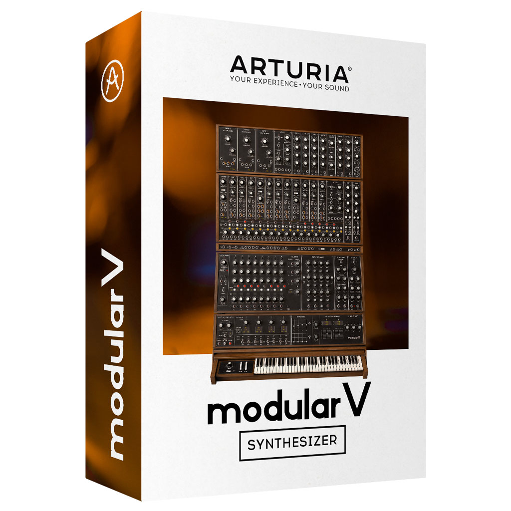Arturia Modular V3 License Software Synthesizer [Download] - Bananas At Large®