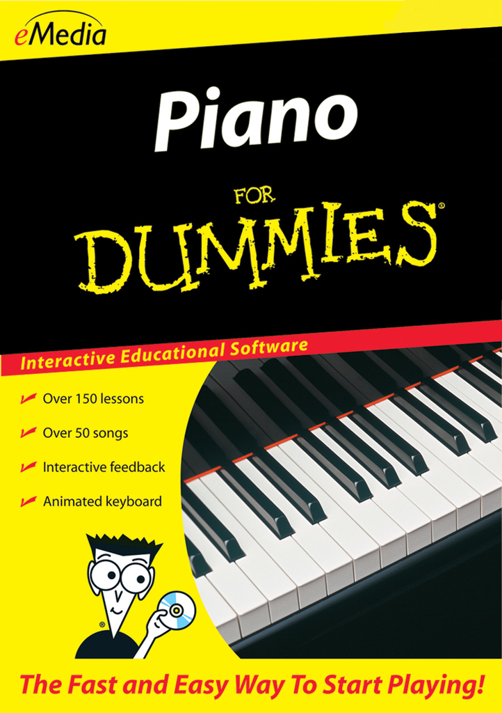 eMedia Piano For Dummies - Win [Download] - Bananas at Large - 2