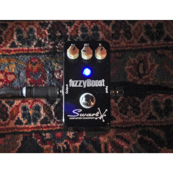 Swart Amps Fuzzy Boost Pedal - Bananas at Large