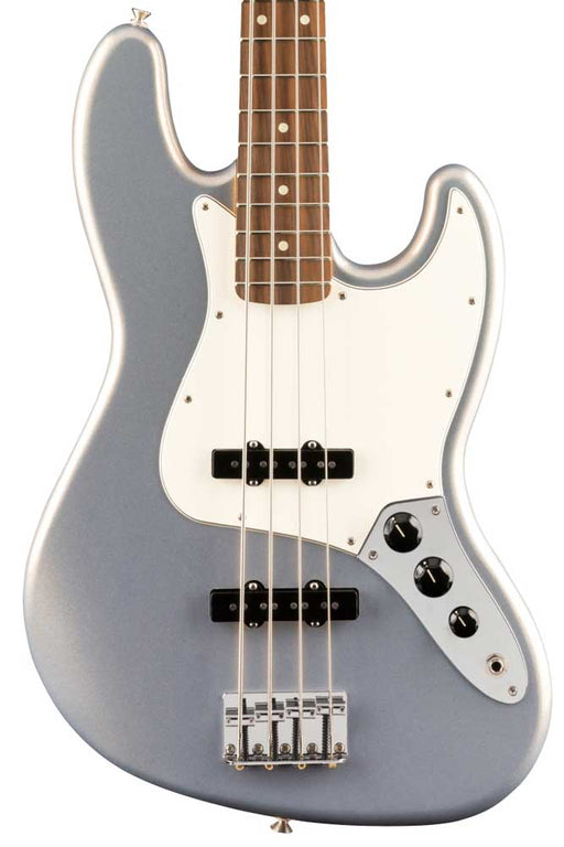 Fender Player 4-String Jazz Electric Bass - Silver