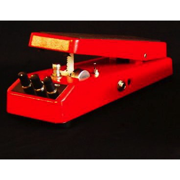 Real McCoy Wheels Of Fire Wah RMC6 - Bananas at Large - 1