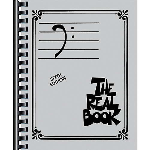 Hal Leonard The Real Book – Volume I Bass Clef Edition Sixth Edition - Bananas At Large®