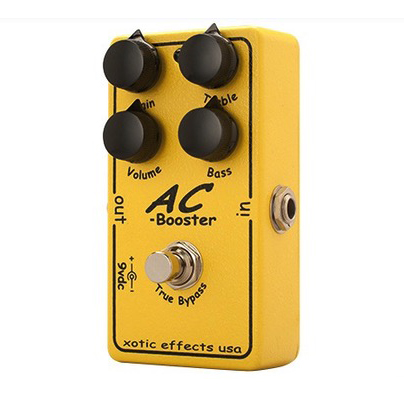 Xotic AC Booster - Bananas at Large
