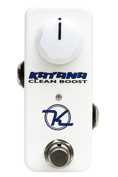 Keeley Katana Mini Clean Boost Pedal - Bananas at Large