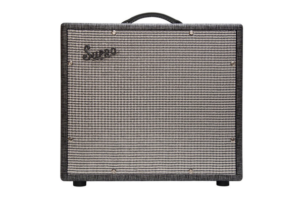 Supro 1790 Black Magick 1x12 Extension Cabinet - Bananas at Large - 1