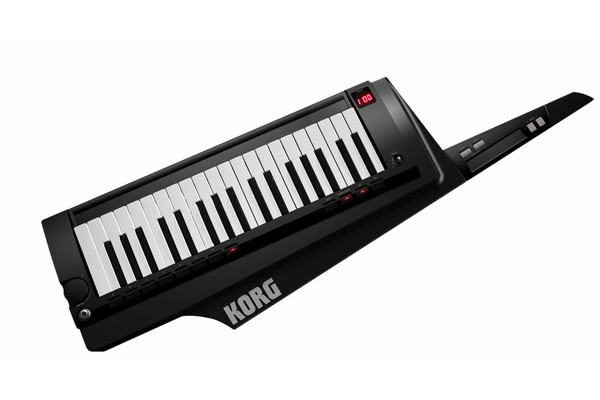 Korg RK-100S Keytar with MMT - Black - Bananas at Large