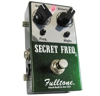 Fulltone Secret Freq Pedal - Bananas At Large®