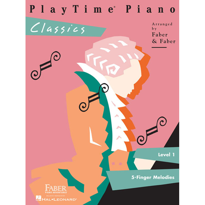 Hal Leonard PlayTime Classics Level 1 - Bananas at Large