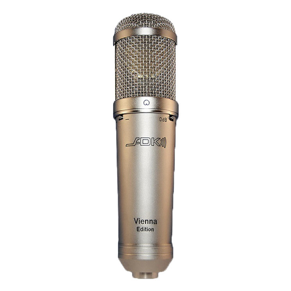 ADK Vienna Mk8 Cardioid Condenser Microphone - Bananas At Large®