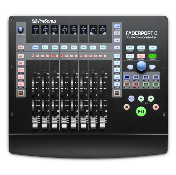 Presonus FaderPort 8 8 Channel Mix Production Controller