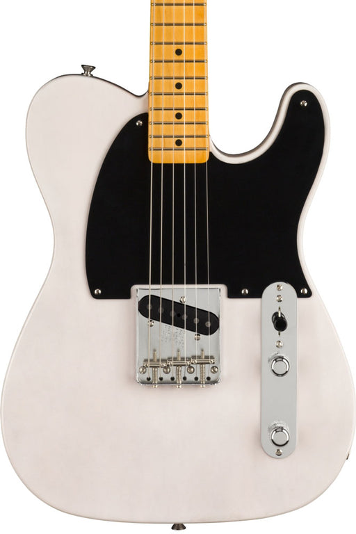 Fender 70th Anniversary Esquire Telecaster Electric Guitar - White Blonde