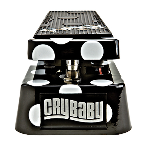 Dunlop BG95 Buddy Guy Signature Cry Baby Wah Wah Pedal - Bananas at Large