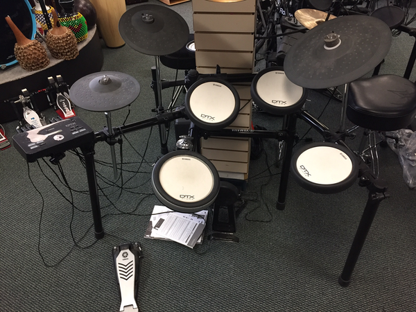 Yamaha DTX 542K Electronic Drum Kit (Pre-Owned)