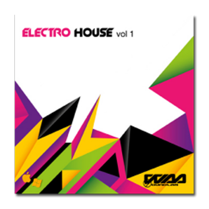 WAASOUNDLAB 333 001 001 100 WSL - ELECTRO HOUSE VOL 1 FULL PACK [Download] - Bananas at Large