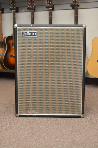 Lesilie Model 18 (1970-71) Rotating Speaker Cabinet (Pre-Owned) (Jorge Santana Collection) - Bananas at Large - 1