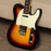 Fender Custom Shop Telecaster 63-NOS, 3-Tone Sunburst, 9.5[product_title]20 in. Modern Wiring with Case - Bananas At Large®