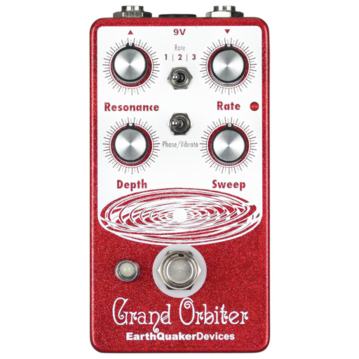 Earthquaker Devices Grand Orbiter v2 Phaser Pedal - Bananas At Large®