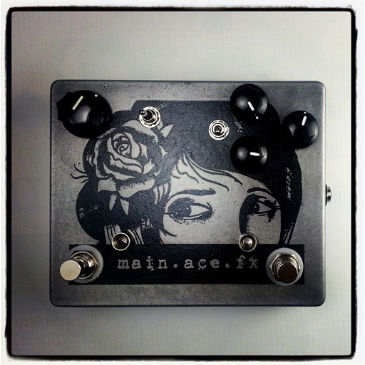 Main Ace Fx Reverend Mother Fuzz - Bananas at Large