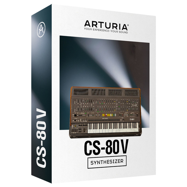Arturia CS-80 V3 License Software Instrument [Download] - Bananas At Large®