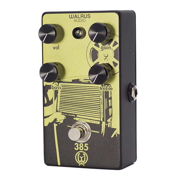 Walrus Audio 385 Overdrive Pedal - Bananas at Large - 3