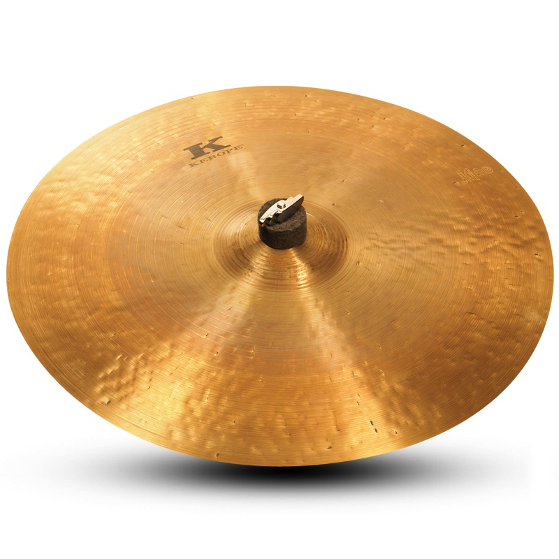 Zildjian KR19C 19-Inch Kerope Crash Cymbal - Bananas at Large
