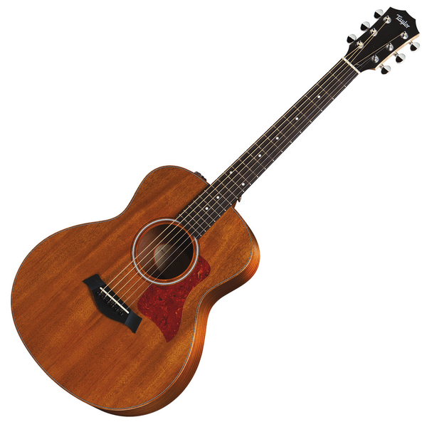 Taylor GS Mini-e Mahogany Left Handed Acoustic Electric Guitar with Bag - Bananas at Large