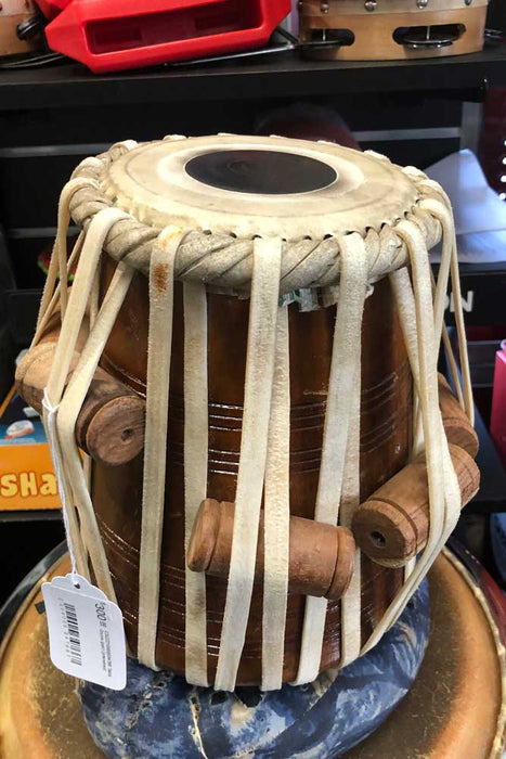 Tabla Drums (Pair) (Pre-Owned)