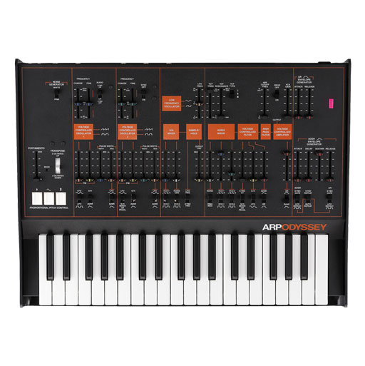 Korg ARP Odyssey Duophonic Synthesizer - Bananas At Large®