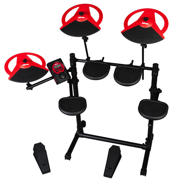 Ddrum DDBeta Compact 5-Piece Electronic Drum Kit - Bananas At Large®