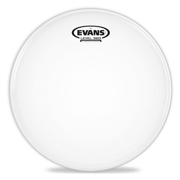 Evans ETP-G1CTD-F G1 Coated Tom Drum Head Pack-Fusion - 10 inch, 12 inch, 14 inch - Bananas at Large - 1