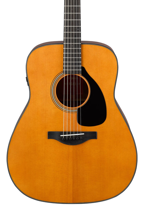 Yamaha Red Label FGX3 Acoustic Guitar with Gig Bag - Natural