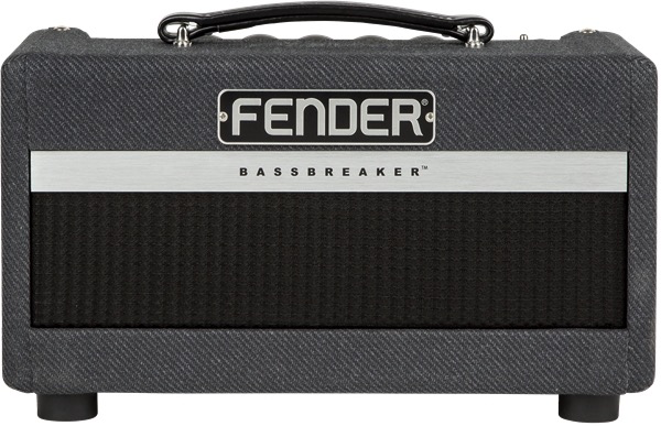Fender Bassbreaker 007 7-Watt Tube Guitar Amp Head - Bananas at Large - 7