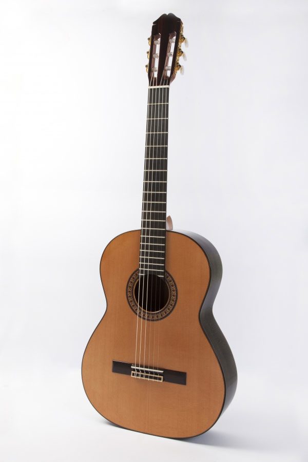 Raimundo Model 146 Concierto (Concert) Series Acoustic Guitar with Solid Spruce Top - Bananas at Large