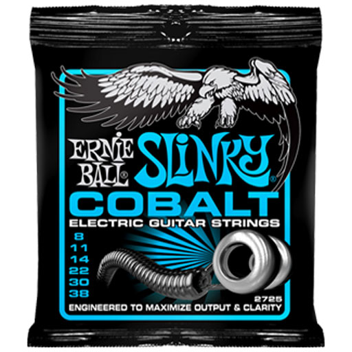 Ernie Ball Cobalt Extra Slinky - Bananas at Large