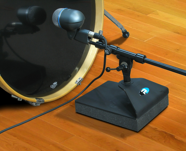 Primacoustic Kick Stand Bass Drum Microphone Stand - Bananas at Large