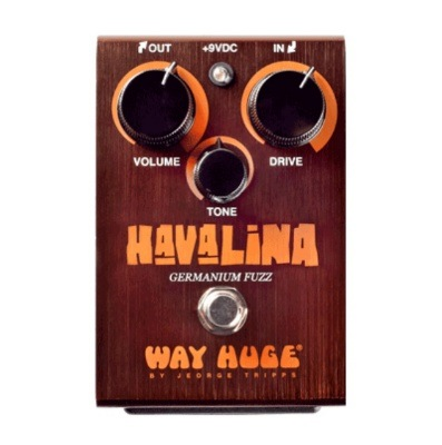 Way Huge WHE403 Havalina Germanium Fuzz Pedal - Bananas at Large