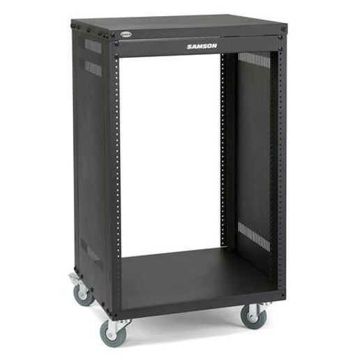 Samson SASRK16 16 Space Rack Stand - Bananas at Large