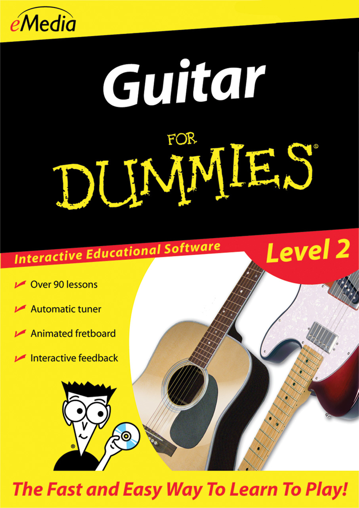 eMedia Guitar For Dummies 2 Win [Download] - Bananas at Large - 2