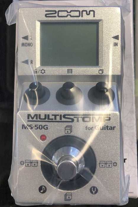 Zoom MultiStomp MS-50G (Pre-Owned)