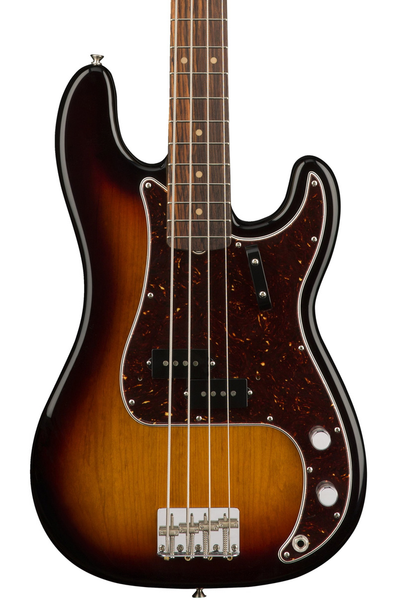 Fender American Original 60s Precision Bass with Rosewood Fingerboard - 3 Color Sunburst