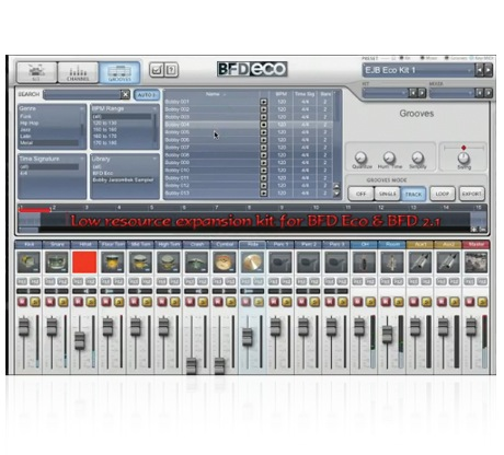 PLATINUMSAMPLES Evil Drums Eco Kit 1 [Download] - Bananas at Large - 1