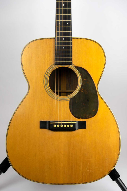 1944 Martin Herringbone 000-28 Acoustic Guitar #89694 w/Case (Pre-Owned) (Glen Quan Private Collection)