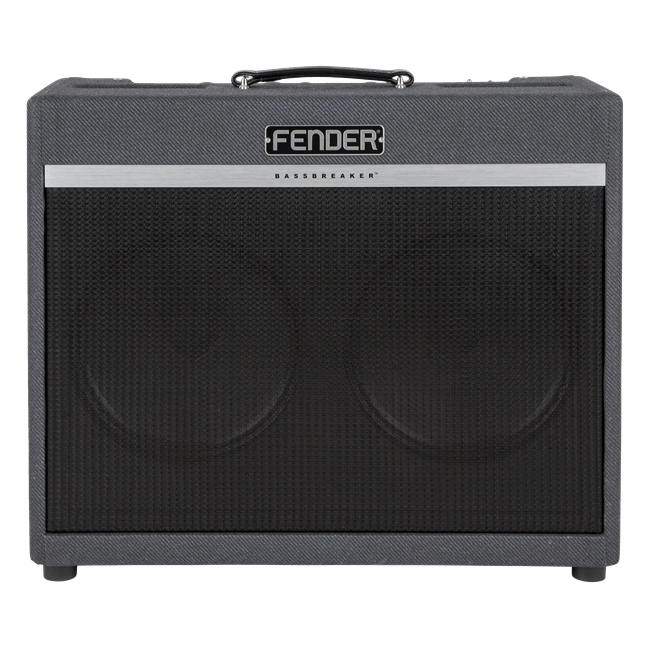 Fender Bassbreaker 18/30 Guitar Combo Amp - Gray Tweed - Bananas at Large