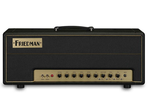 Friedman BE-100 Brown Eye 100 Watt Amp Head