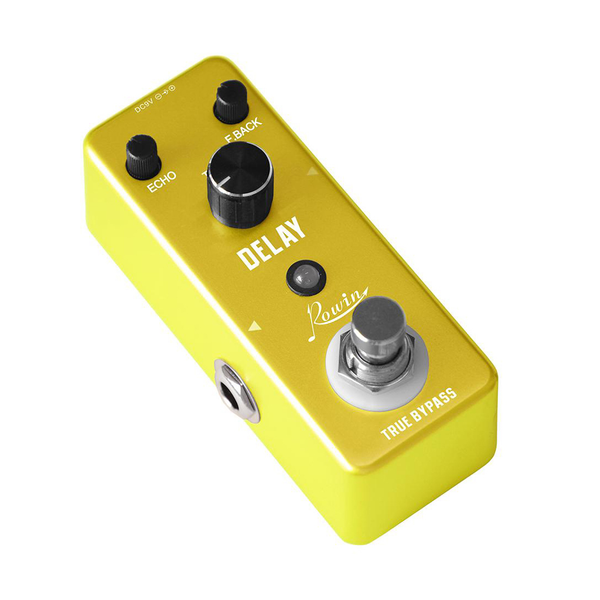 Rowin LEF314 Analog Delay Pedal - Upgraded - Bananas at Large