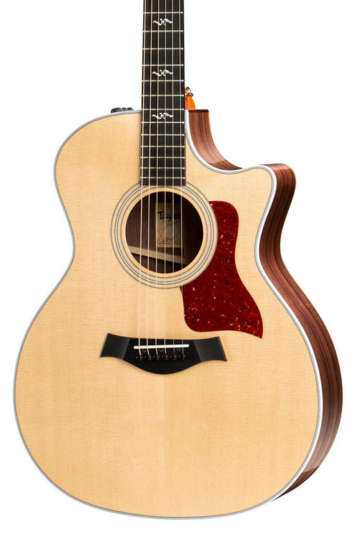 Taylor 414ce-R V-Class Braced Rosewood Grand Auditorium Acoustic Electric Guitar with Case
