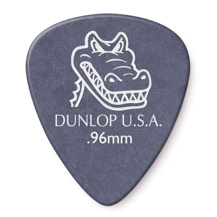 Dunlop 417P 12 Pack Gator Grip Standard .96mm Guitar Picks