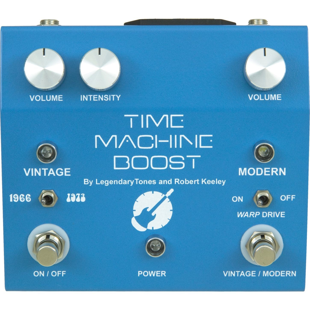 Keeley Original Time Machine Boost - Bananas At Large®