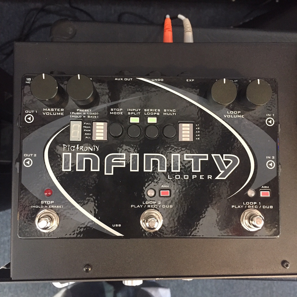 Pigtronix Infinity Looper Pedal (Pre-Owned)
