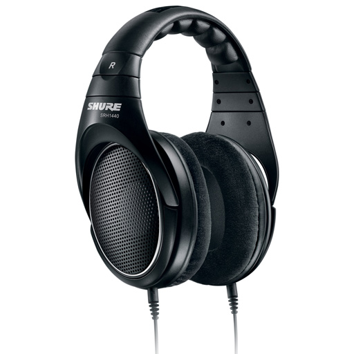 Shure SRH1440 Professional Open-Back Headphones